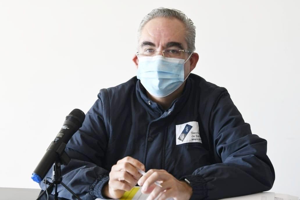 Se registran en Puebla 23 defunciones más por covid: Salud
