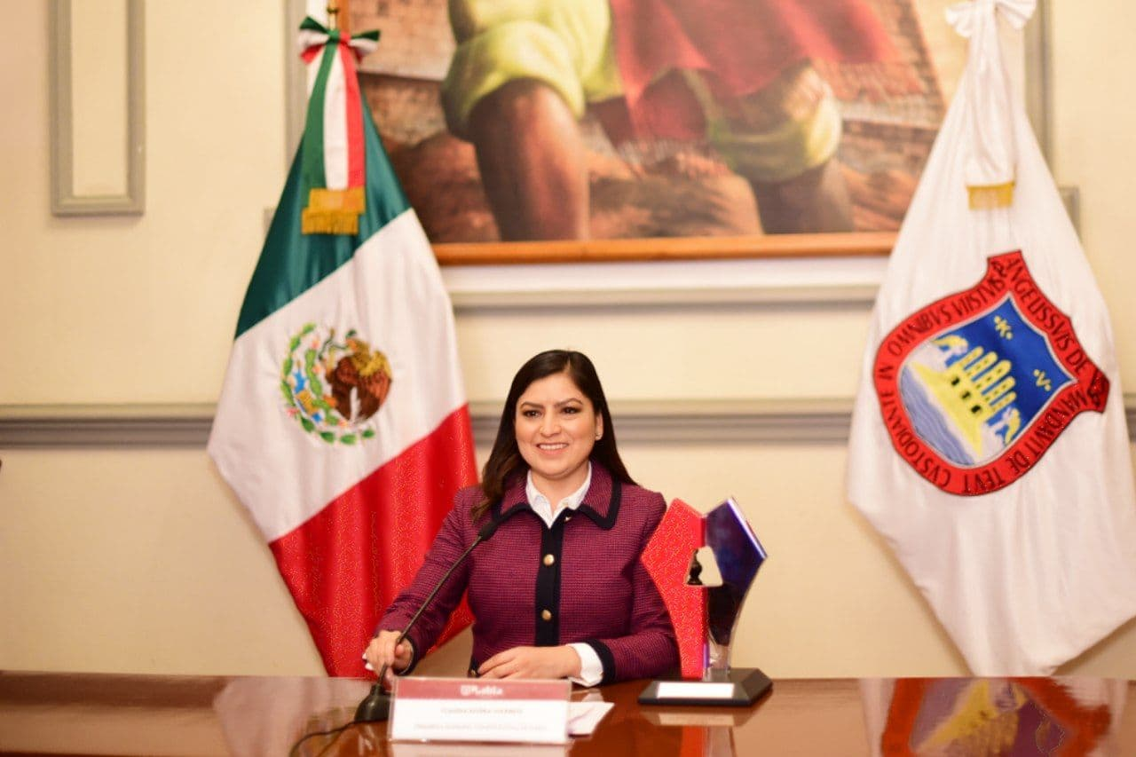 Revista Alcaldes de México premia al Municipio de Puebla en materia de Seguridad Pública