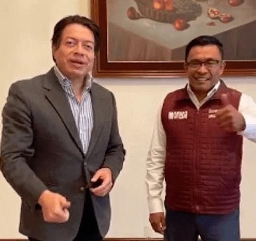 Edgar Garmendia de los Santos anuncia que a finales de diciembre saldrá la convocatoria que definirá candidaturas en MORENA.