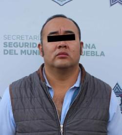Detenido en la colonia Ampliación Guadalupe Hidalgo por llevar una pistola cargada sin permiso