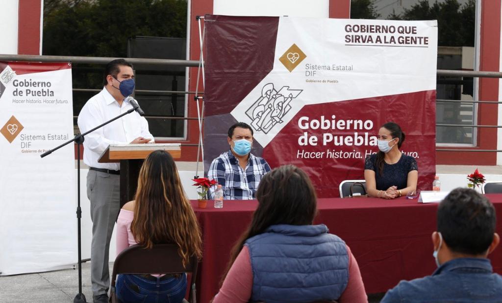 Realiza SEDIF última Jornada de Salud del año en la junta auxiliar Romero Vargas