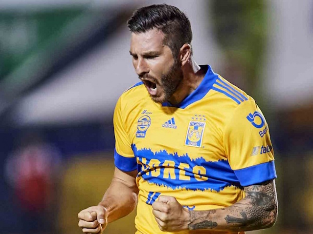 Gignac, el goleador francés que conquistó la Liga MX