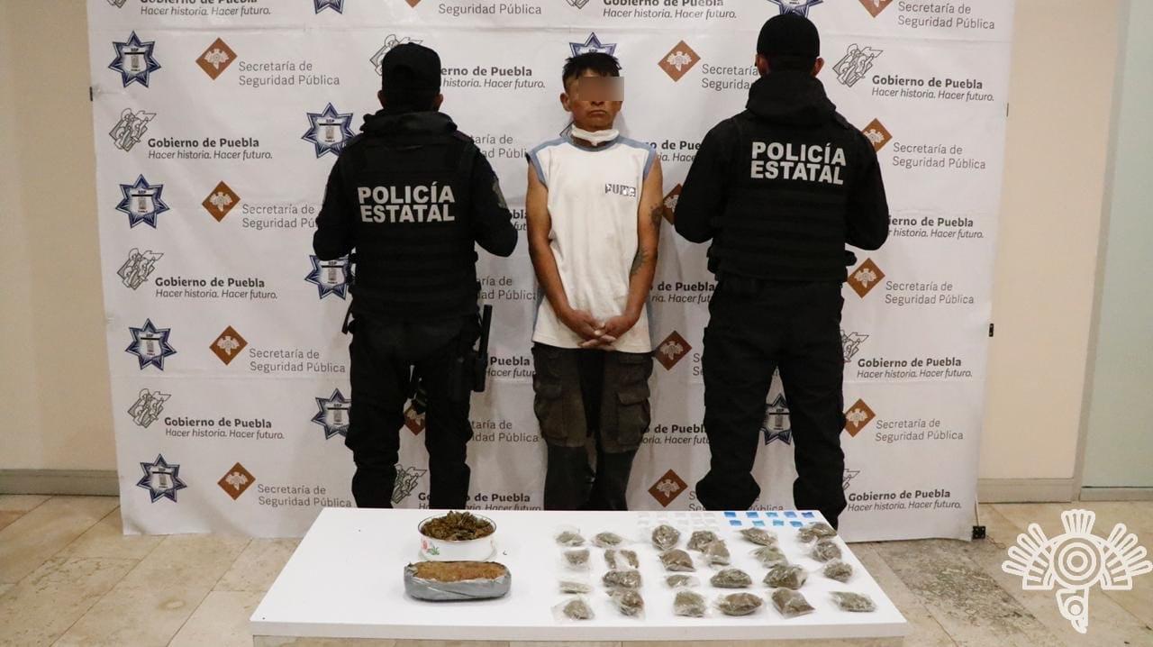"""Policía Estatal detiene a presunto integrante de la banda de """"Los Sinaloa"""""""