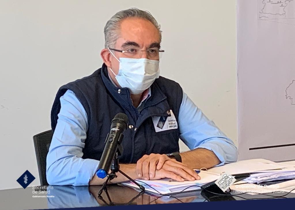 En Puebla hay 775 hospitalizados por coronavirus: Salud