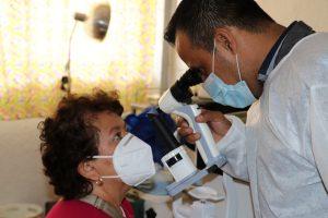 Realiza ISSSTEP 181 cirugías oftalmológicas para Región 6-Teziutlán