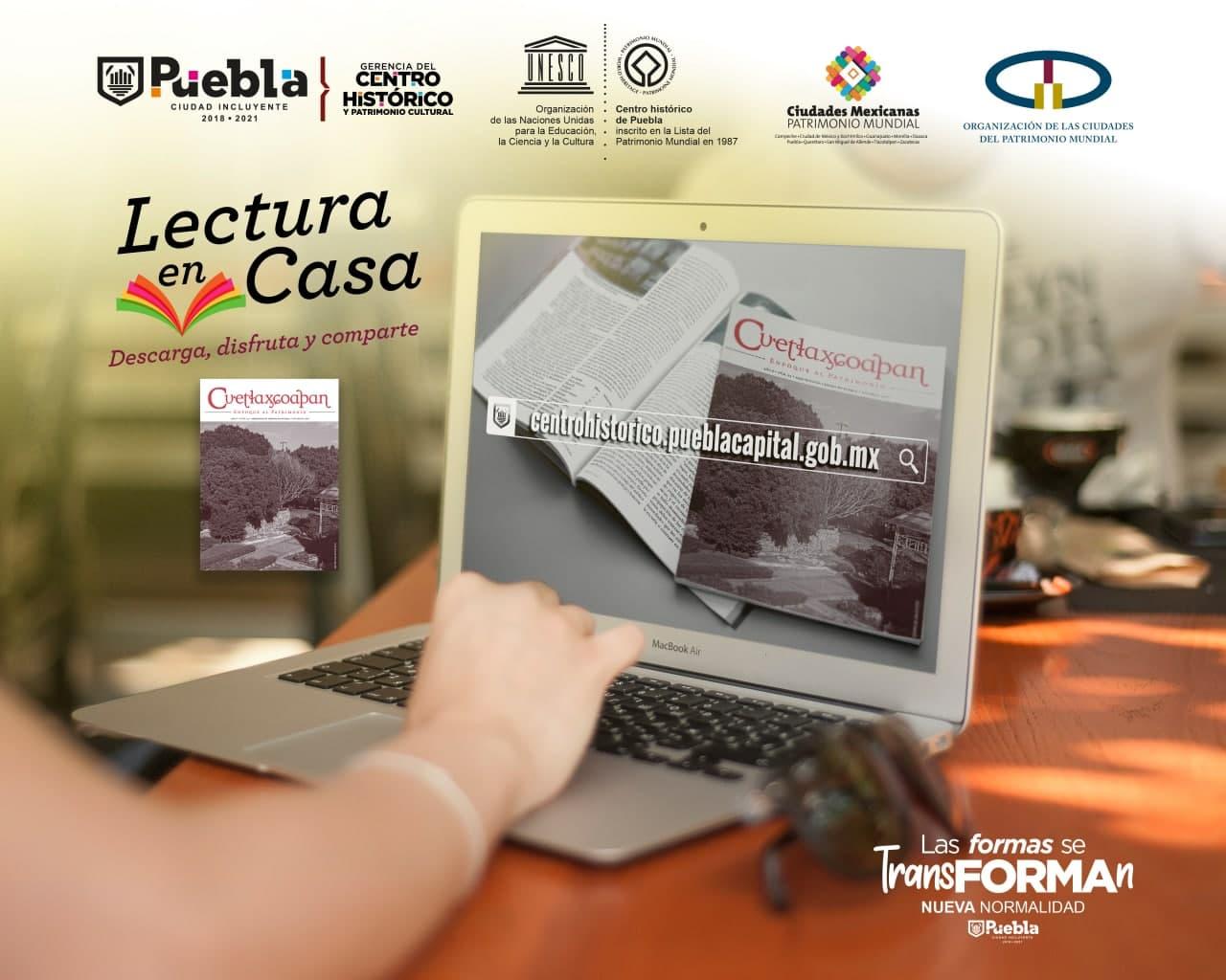 Revista Cuetlaxcoapan resalta la importancia de la arqueología urbana para la capital poblana