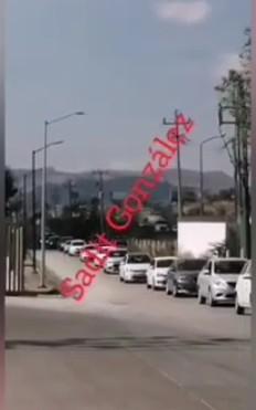 Video desde Puebla: Familiares y amigos despiden al operador de grúa muerto en la Puebla- Orizaba