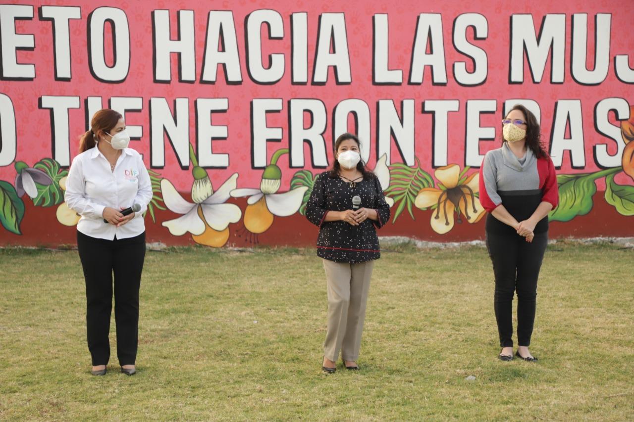 "DIF de San Andrés Cholula clausura ""16 Días de Activismo contra la Violencia de Género"""