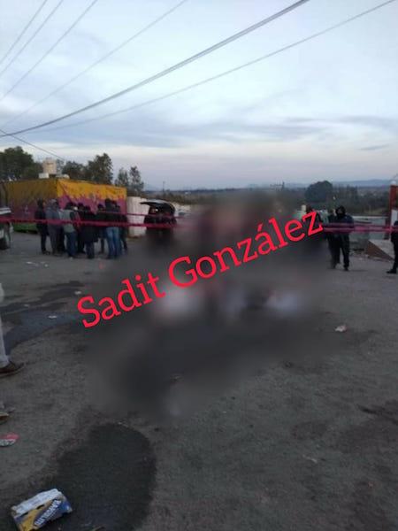 Asesinan a menor de edad durante festejos guadalupanos en Palmar de Bravo