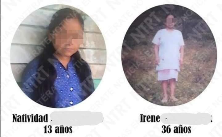 Encuentran los cadáveres de madre e hija en Zacapoaxtla