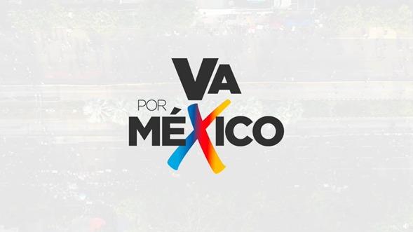 PRI, PAN Y PRD anunciaron coalición Va por México