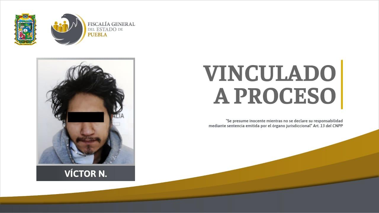 Vinculado a proceso, detenido en Cuautlancingo por delitos contra la salud