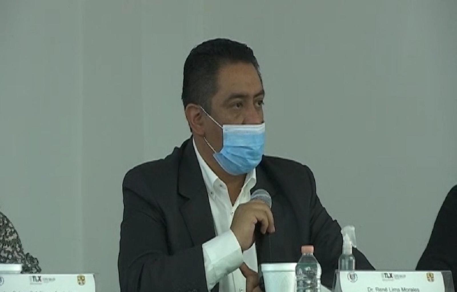 Desde Tlaxcala: Secretaría de Salud capacita a personal de enfermería para protegerse contra el Covid19