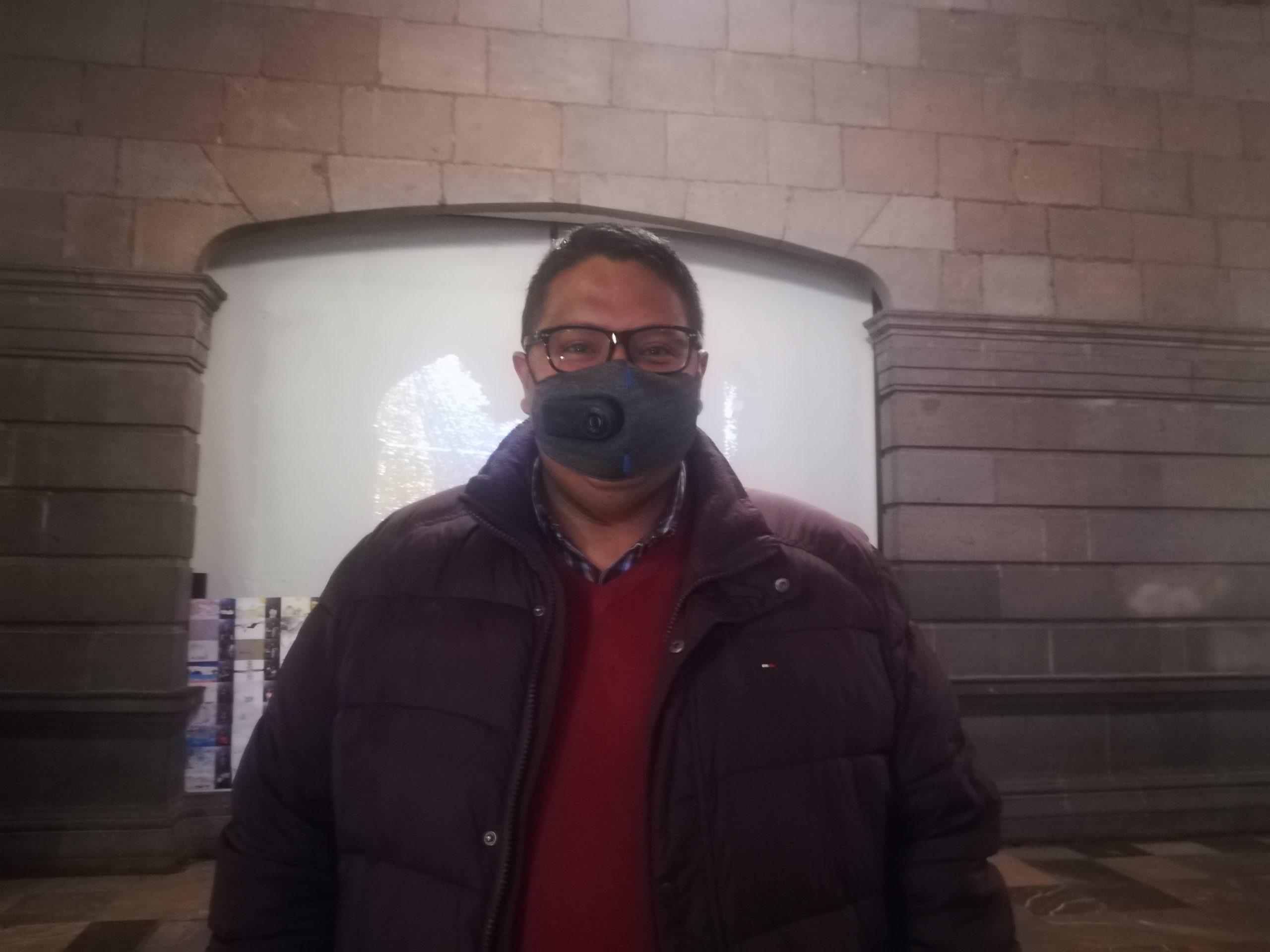 Video desde Puebla: Listo el pago de prestaciones de fin de año de trabajadores del ayuntamiento, señaló Leobardo Rodríguez