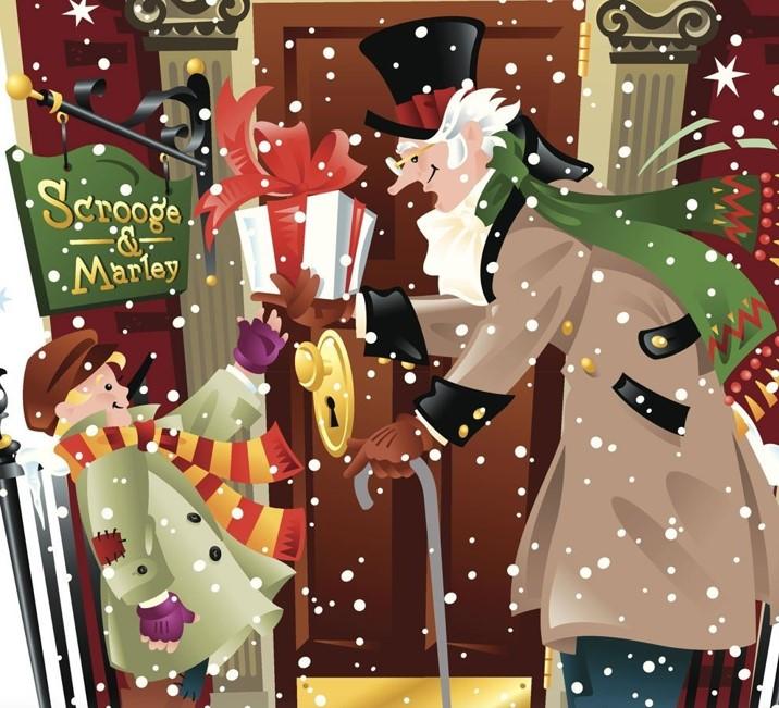 Christmas Carol. Cuento de Charles Dickens