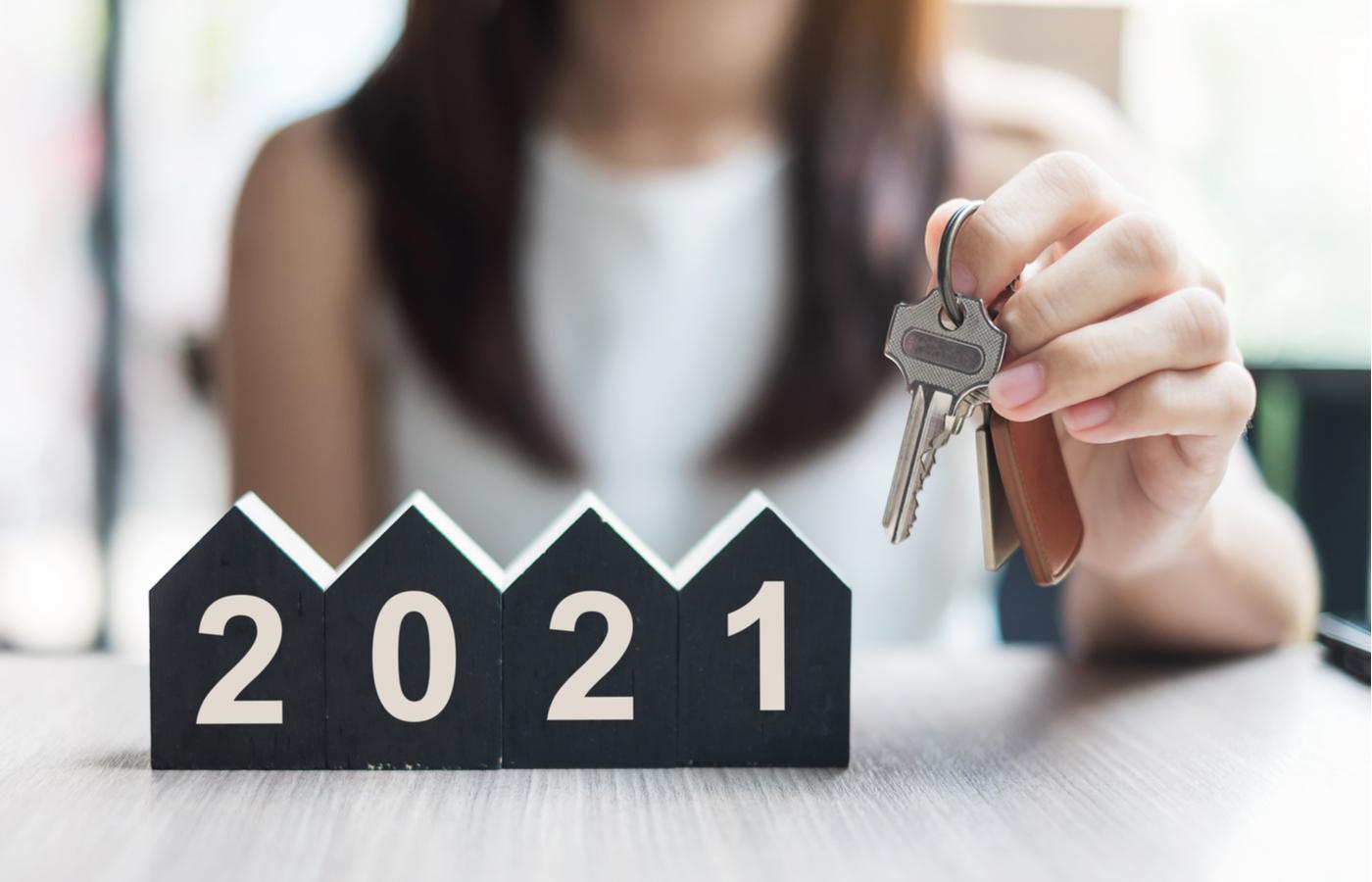 Razones para comprar casa en 2021: prepara tus propósitos de Año Nuevo