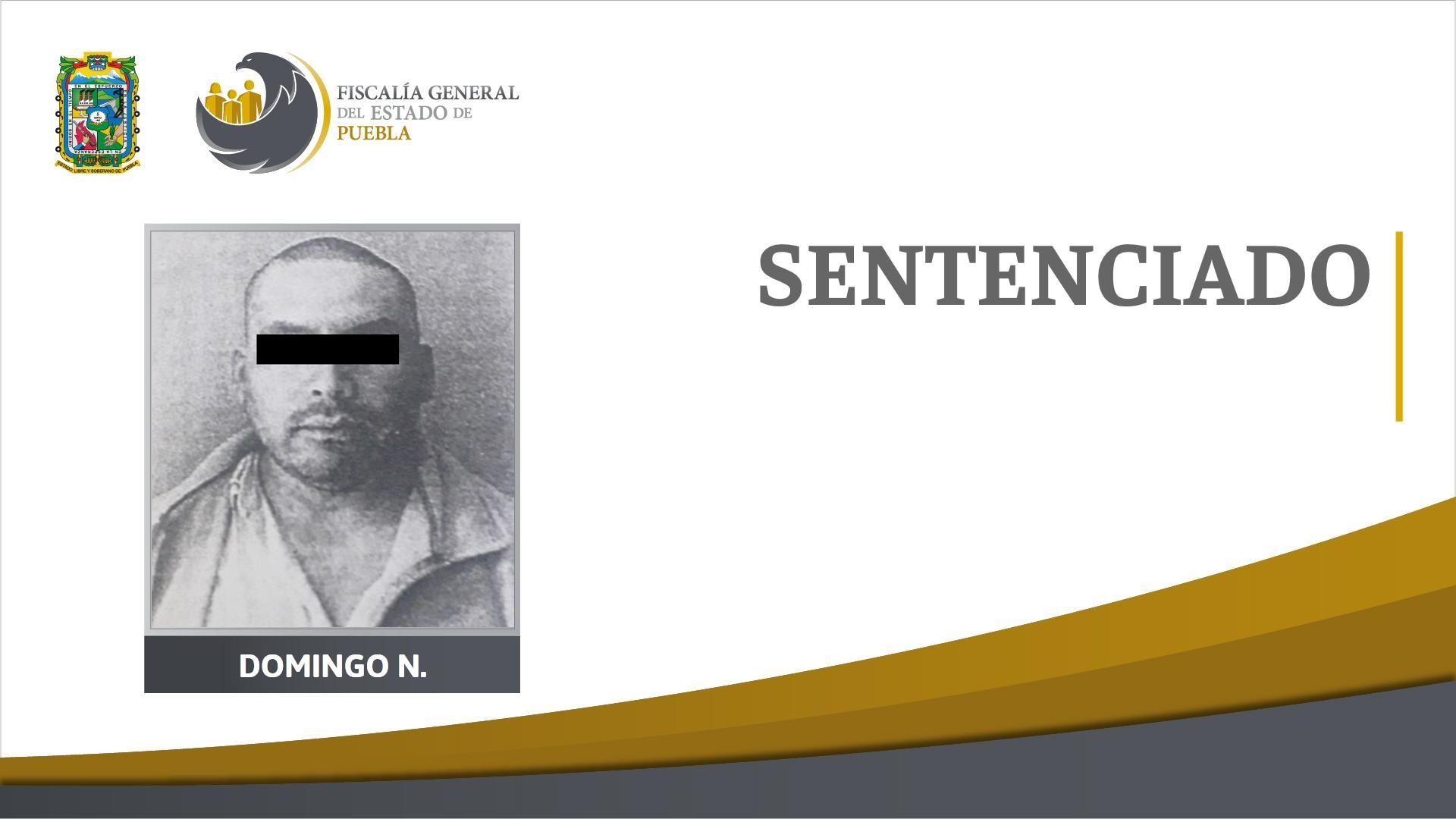 Sentenciado a 21 años de cárcel por el homicidio de un hombre en Atlixco