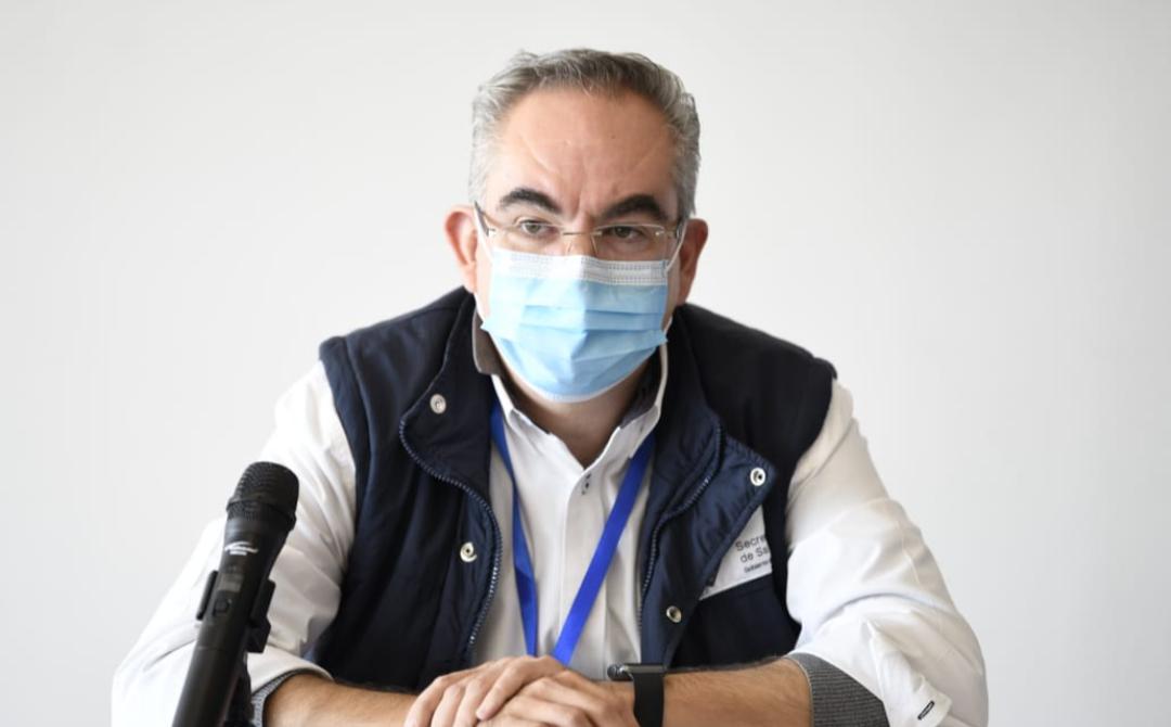Video desde Puebla: Reporta la Secretaría de Salud una muerte más por coronavirus y van 5 mil 352 en la entidad