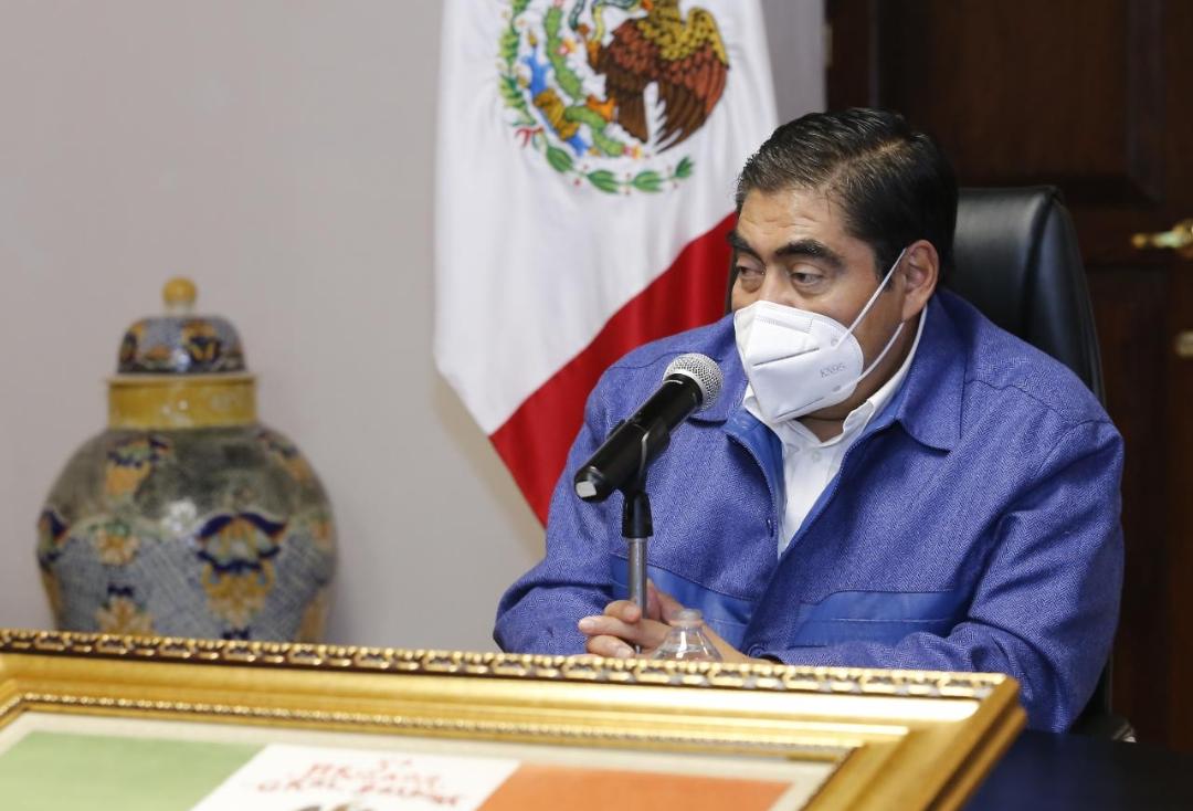 Video desde Puebla: Gobernador Barbosa celebró que Tetela de Ocampo haya sido nombrado Pueblo Mágico