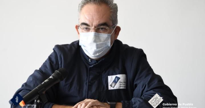 Hospitalización por covid en Puebla en incremento, son 442 los internados: Salud