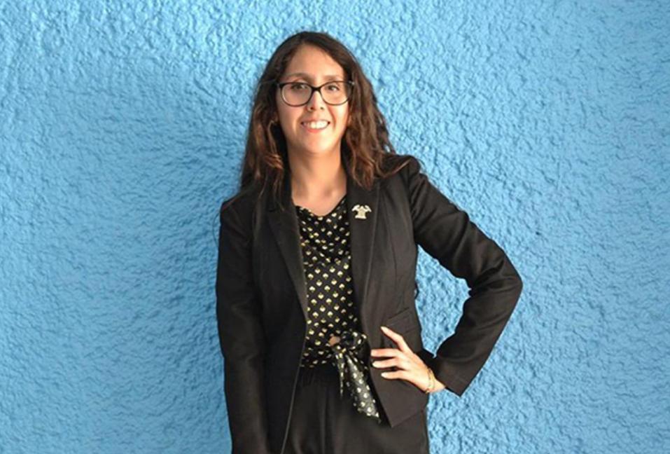 """Estudiante BUAP participará en el Concurso Nacional de Oratoria """"México Tiene la Palabra"""""""