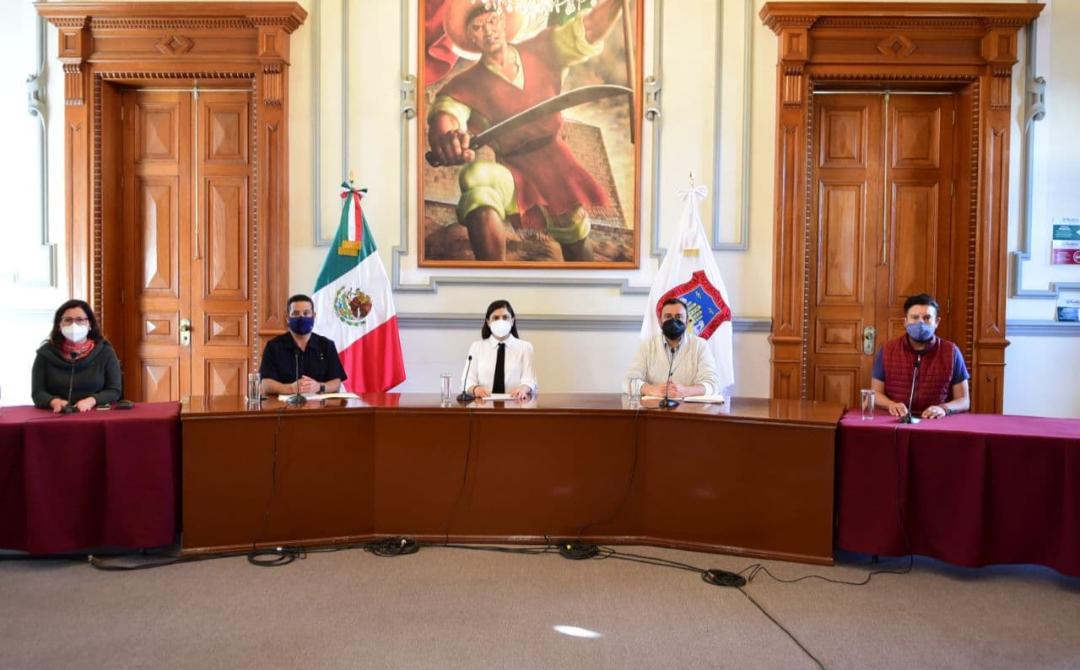 Ayuntamiento de Puebla alista medidas extraordinarias para atender comportamiento epidemiológico por COVID-19