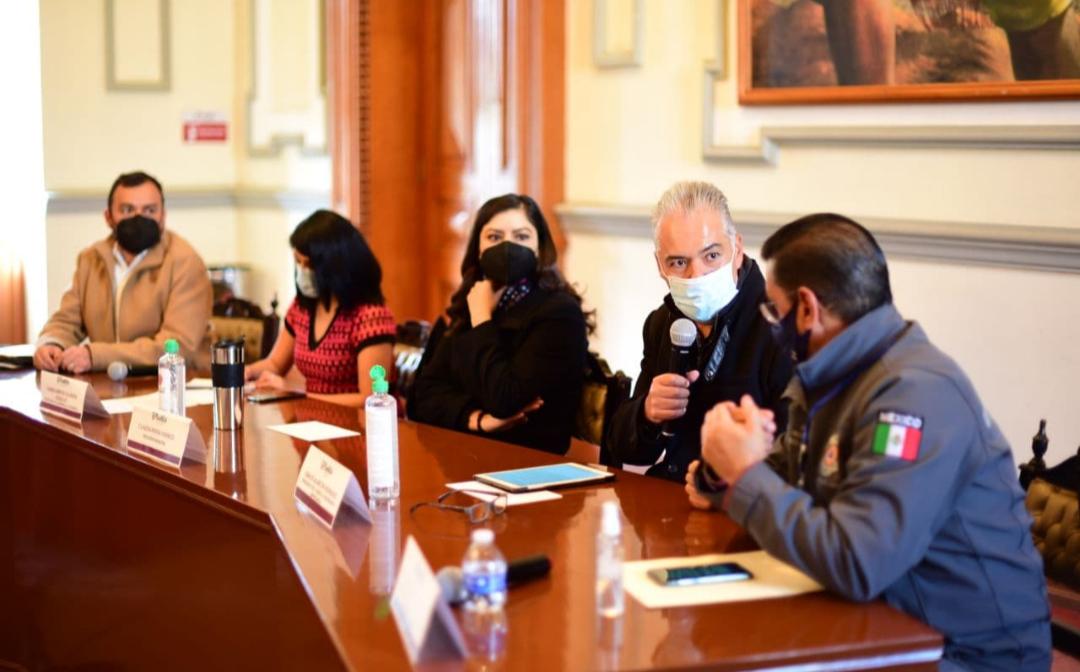 Ayuntamiento de Puebla suma acciones con sector privado para prevenir contagios de COVID-19