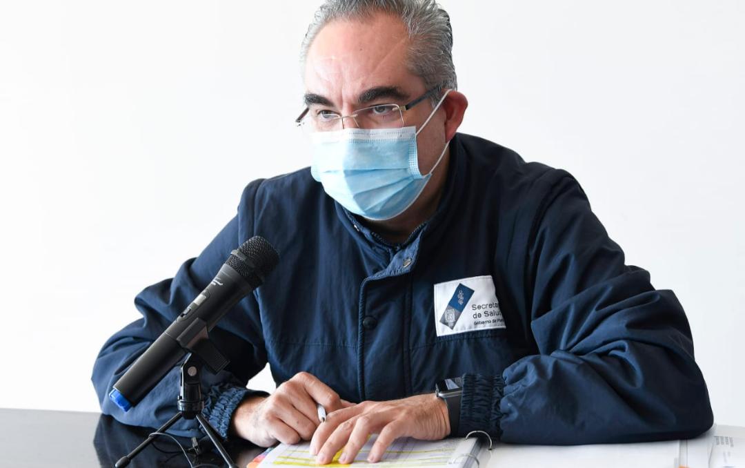 Más de 400 mil vacunas contra la influenza en Puebla: Martínez García