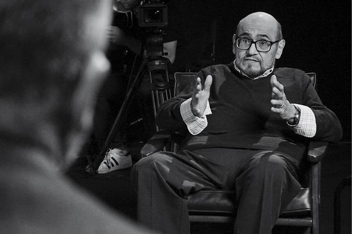 """El actor Edgar Vivar es el invitado en el primer programa de """"TAP"""" en el 2021"""