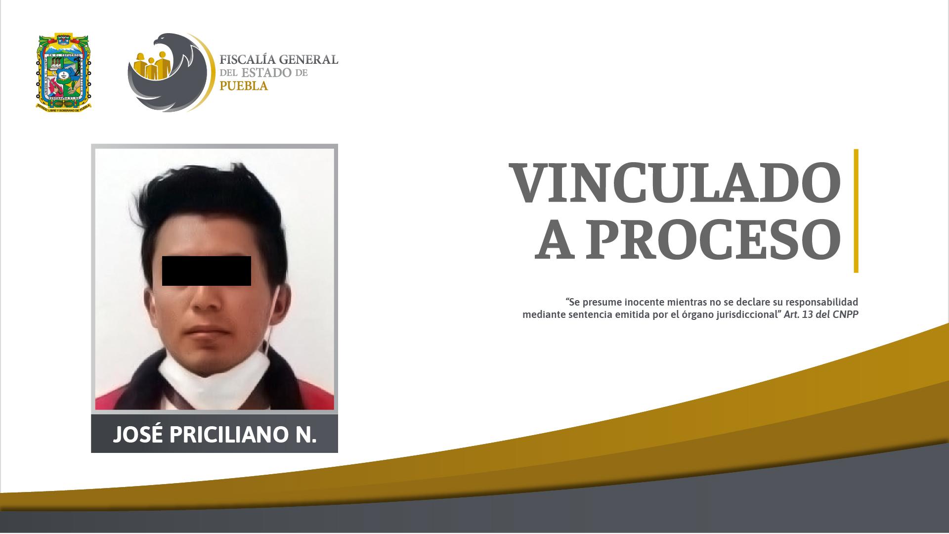 Depravado, pedófilo e incestuoso: Atacó al menos en dos ocasiones a su propia hija de 11 años de edad