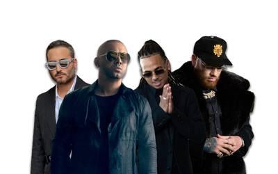"""Wisin, Miky Woodz y Jesús Navarro hablan del sencillo """"No me acostumbro"""""""