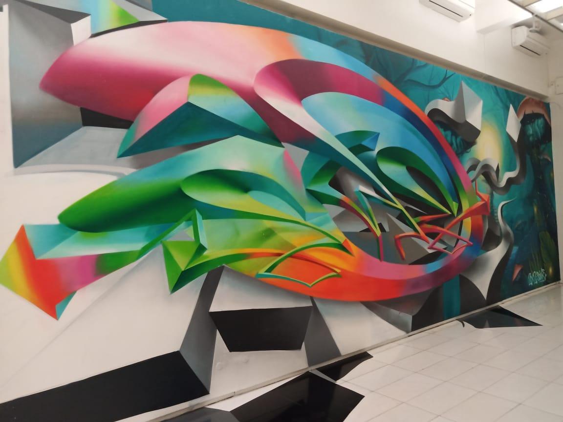 Este sábado inicia Street Art San Luis Potosí en el MAC