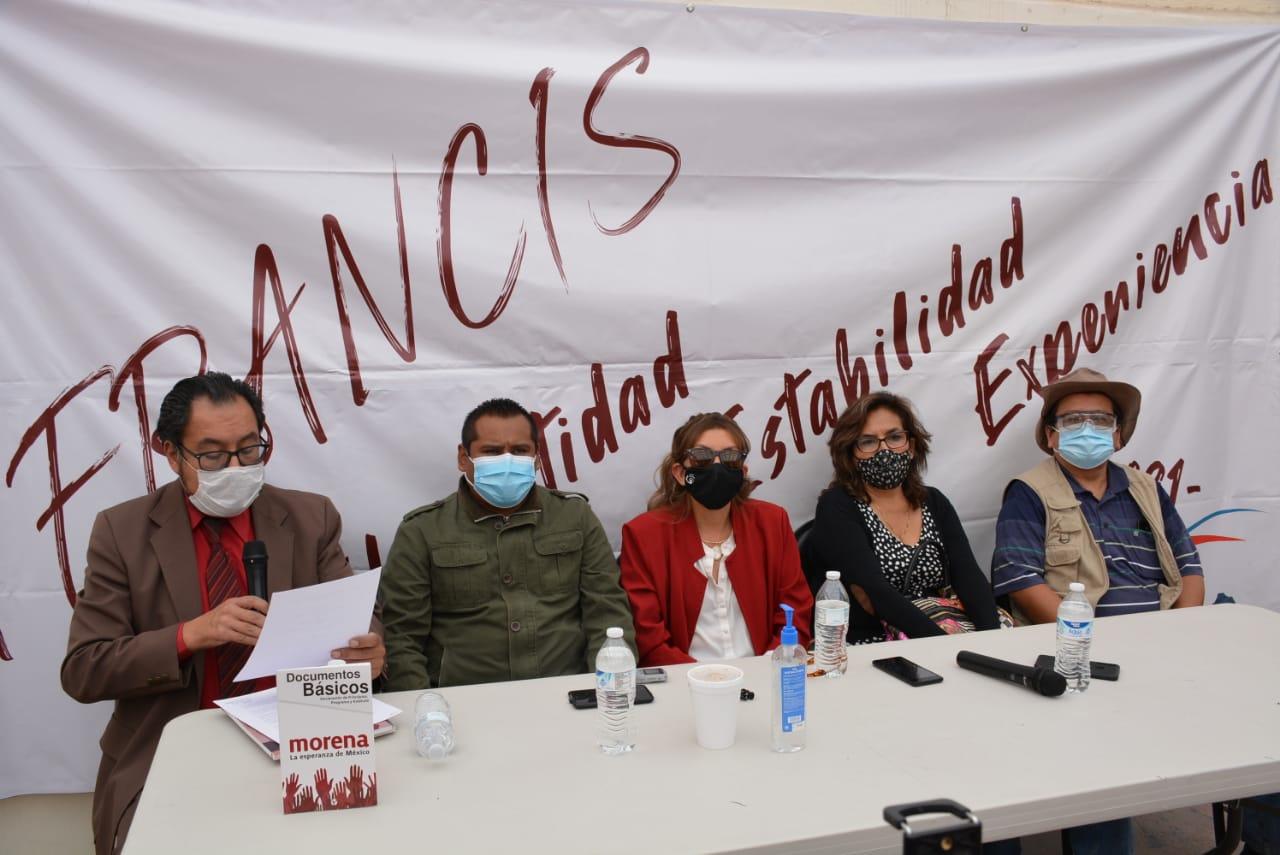 SCT estatal debe obligar mejoras en el transporte público, pide Francisca Reséndiz Lara