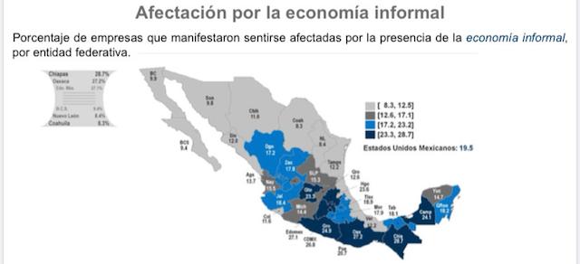 En Puebla el 88.7% de las empresas temen por su seguridad