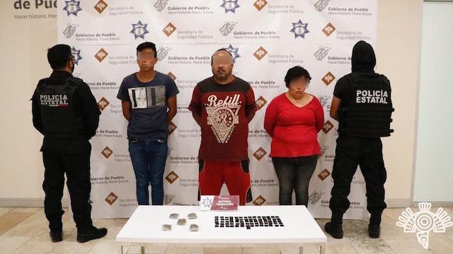 """Operadores de """"El Croquis"""" son detenidos por la Policía Estatal"""