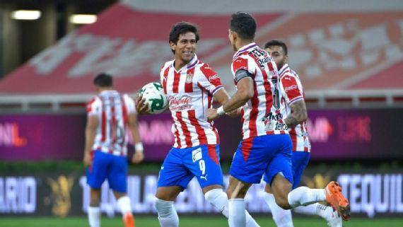 Chivas aún sueña con la final pese a empate en la ida en casa