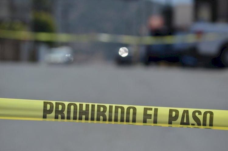 En presunto asalto asesinan a un empleado de cervecería en Totoltepec