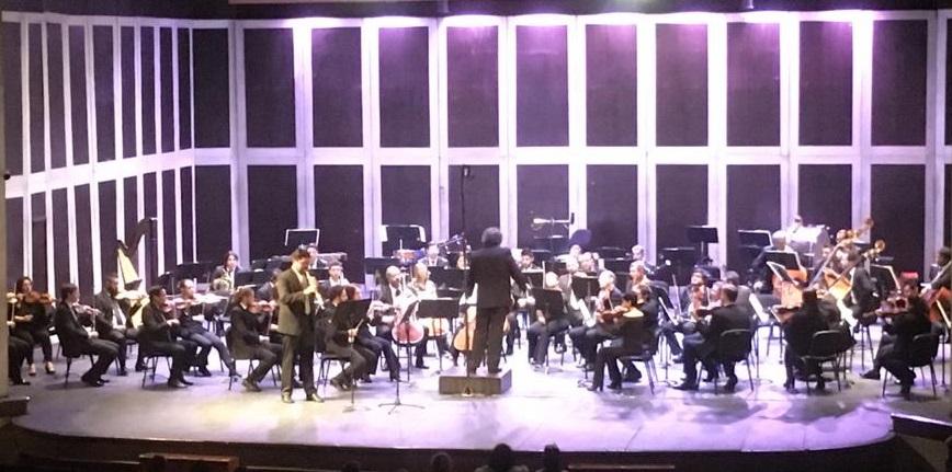 Grandes compositores europeos en el concierto virtual de la OSSLP este fin de semana