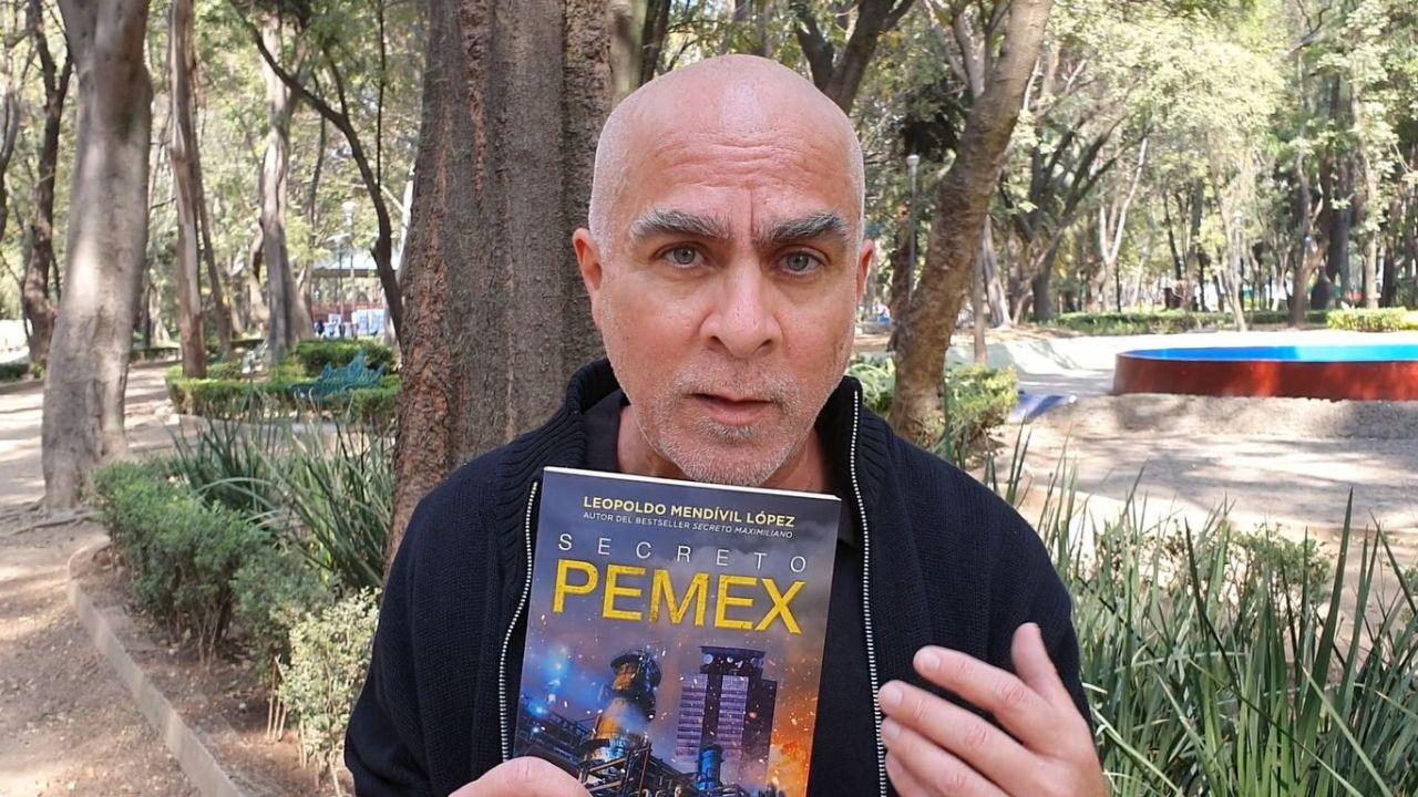El iceberg que hundió a Petróleos Mexicanos, ocurrió en 2016, afirma Leopoldo Mendívil en secreto PEMEX
