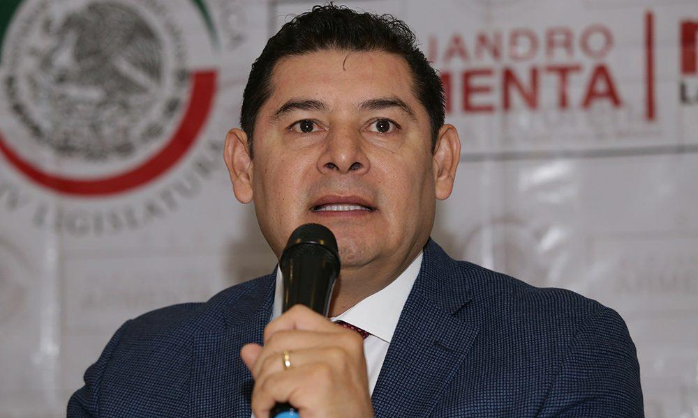 Valora Alejandro Armenta contender por la alcaldía capitalina