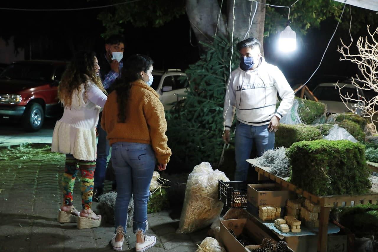 Invita Ayuntamiento de Puebla a la ciudadanía a reciclar sus árboles de navidad