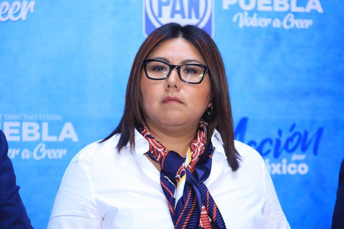 Tribunal Electoral de Puebla emite una amonestación pública contra Gerardo Ruiz Herrera por ataques contra Genoveva Huerta