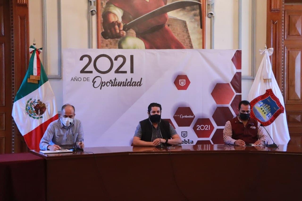 Gobierno de la Ciudad de Puebla informa sobre la entrega de las Cartillas del Servicio Militar