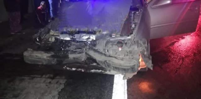 Fuerte accidente deja un muerto en la Cuapiaxtla-Zacatepec