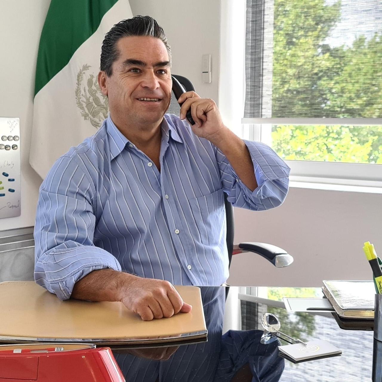 FXM Puebla comprometido con el sector obrero y empresarial