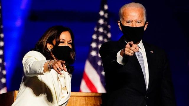 Horario y agenda de la investidura de Joe Biden y Kamala Harris