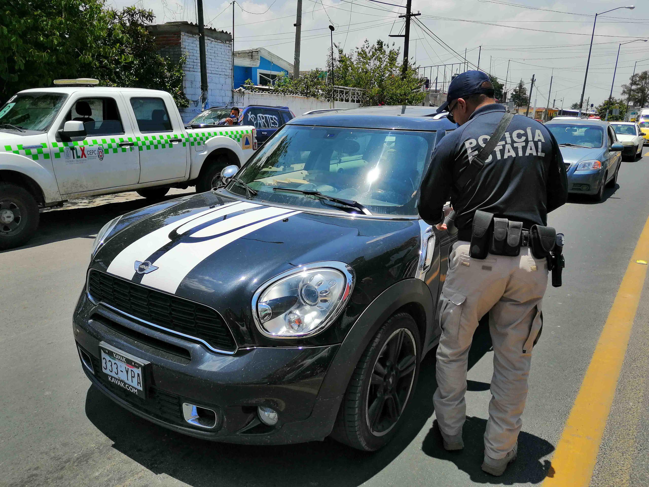 Disminuye la percepción ciudadana de inseguridad en Tlaxcala