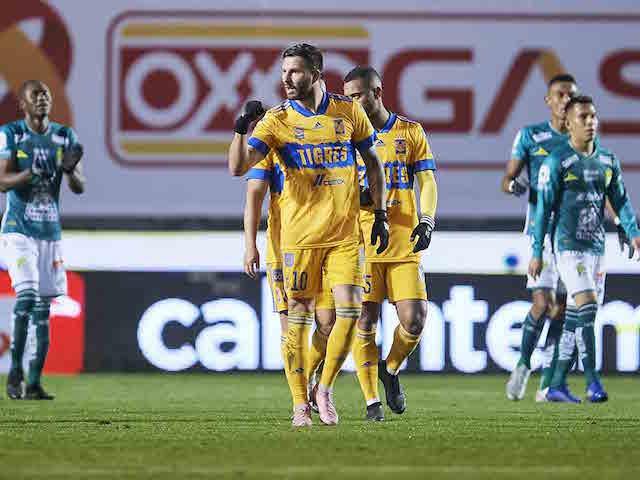 Tigres se impone a León en duelo de campeones