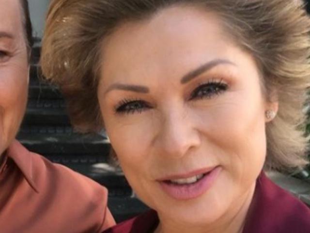 Hospitalizan a la actriz Leticia Calderón por covid