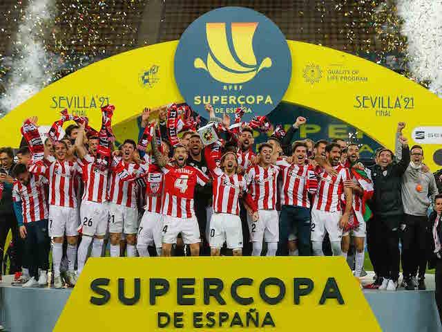 Athletic de Bilbao conquista la Supercopa de España